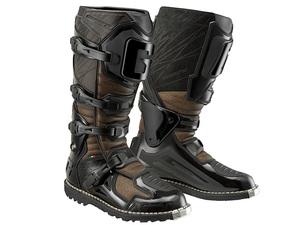 操作性と保護性能を両立したオフロードブーツ!ガエルネの「FASTBACK ENDUROSOLE」の新色が3/12発売