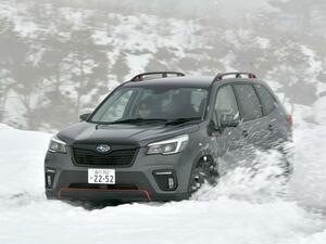 【試乗】スバルのAWDと電動化技術の融合。フォレスター搭載のe-BOXERを雪上で味わった