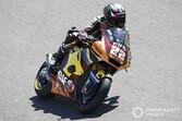Moto2スペイン初日:ロウズ、4連続PPに向け首位発進。小椋21番手、代役参戦の羽田大河は31番手