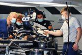 【F1技術企画】2021年マシンのカウルの中を覗く(1):アルファタウリとメルセデス