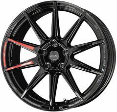 共豊、「サーキュラーC10」シリーズを発売 黒基調の10本スポークで3モデル用意