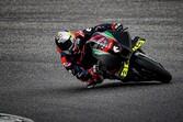 """【MotoGP】アンドレア・ドヴィツィオーゾ、アプリリアで2度目のテスト完了。でも""""ワイルドカード""""参戦の予定はナシ?"""