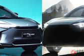 スバル新型電動SUV「ソルテラ」2022年発売! 斬新デザインのトヨタ「bZ4X」と同時期に登場か?