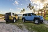 思わずビーチに出かけたくなる!? ジープ・ラングラーの限定車「ラングラー・アンリミテッド・アイランダー」が発売