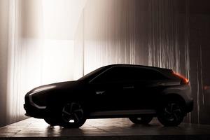 三菱「エクリプス クロス」のデザインを一新しPHEVモデルを新設定して年内発売