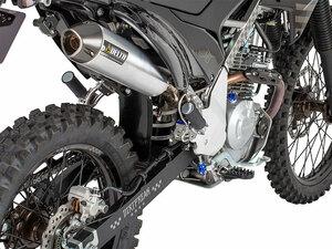 ダートフリークから KLX230シリーズ用のサスペンションスプリングとキックスタンドが発売