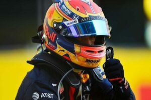 【F1第9戦無線レビュー(2)】待望の初表彰台を獲得したアルボン「僕を使い続けてくれて、ありがとう」