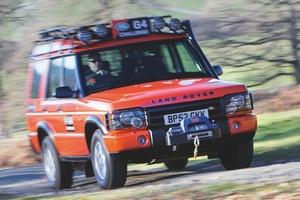 【弱点はサビとオーバーヒート】ランドローバー・ディスカバリー2 英国版中古車ガイド
