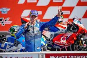 またもや表彰台! 最近、スズキのモトGPマシンが『安定して速い』ように思えるのですが…… 【100%スズキ贔屓で楽しむバイクレース(4)/MotoGP】
