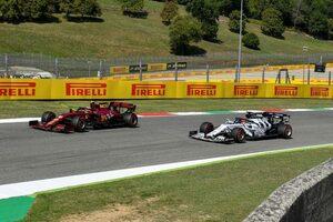 アルファタウリ・ホンダF1のクビアト「7位入賞で、目標どおりフェラーリとのポイント差を縮めることができた」
