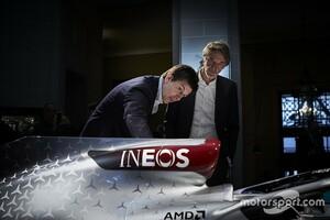メルセデスF1を買収するとの噂も……INEOS、そしてラトクリフ卿とは一体何者なのか?