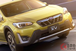 SUV戦国時代!? スバル「XV」は独自のポジション構築 どんな特徴がある?