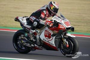 【MotoGP】「2020年型RC213Vにネガティブな部分はない」中上貴晶、ミサノテストでの所感