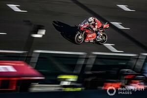 """【MotoGP】ミサノで試験の無線システム、テスト結果は反応上々も課題多数? """"ノイズ""""が大きな問題か"""