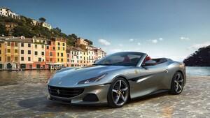 フェラーリ、ポルトフィーノMを公開 エンジンやトランスミッションがさらに進化