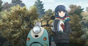 TVアニメ『ゆるキャン△ SEASON2』の予告編映像が公開された! あのバイクもさっそく登場!