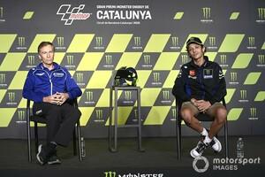 【MotoGP】「ロッシは普通のライダーじゃない」ヤマハ、6ヵ月の契約交渉は必要だったと説明
