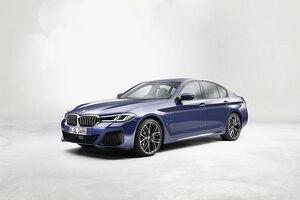 BMWジャパン、「5シリーズ」をマイナーチェンジ ハンズオフ全車標準装備 デジタル・キーも初導入
