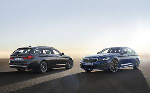 BMWのビジネスアスリート、改良新型5シリーズが発売。 iPhoneを車両のキー代わりに使うことも!