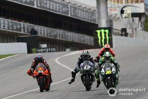 【MotoGP】ヤマハのマーベリック・ビニャーレス、優勝から一転9位が精一杯……「レース向けセットアップで迷子になった」