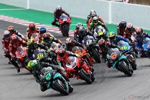 2020年MotoGP第9戦 F・クアルタラロ優勝でポイントランキングトップに浮上