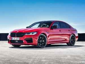 BMW M5がフェイスリフト、同時にM550i xDriveがカタログモデルとして登場
