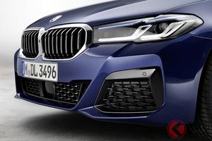 新型BMW「5シリーズ」日本上陸! iPhoneでロック解除やエンジン始動が可能に