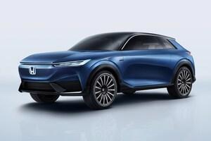 ホンダが北京MSで発表した電動SUVコンセプトから、ホンダのEV戦略が見えてきた
