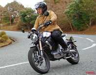 電動バイク「スーパーソコ TC  MAX」試乗インプレッション【トルクに魅了されるカフェスタイル】