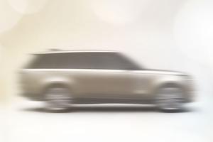 ランドローバー 新型「レンジローバー」ワールドプレミアのカウントダウン開始