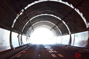 【運転注意!】トンネルでは事故が発生しやすい? 様々な要因が重なる「不思議な現象」とは