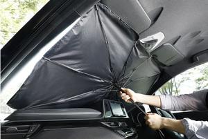 サンシェード、ハンディクリーナー、LEDランタン、あると便利なカー用品4選