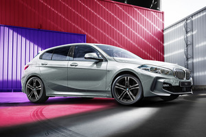 BMW「118d Individual Edition」180台限定の特別仕様車発売
