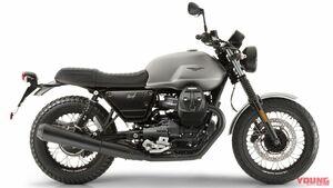 モトグッツィ新型バイク総まとめ【'21で100周年! 主軸のV7を全面刷新】