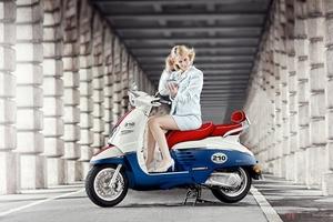 プジョー「ジャンゴ125」210周年記念モデル登場 創業から二世紀を迎えた老舗ブランドの記念すべき一台