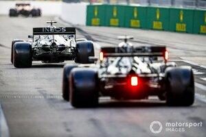 拝啓、批評家の皆様。バルテリ・ボッタスより心を込めて……F1ロシアGP:チームラジオ集