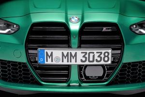 BMW史上最大最強のデカ鼻!! 新型M3&M4は性能もすごいが顔もすごい