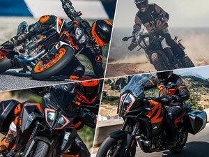 【KTM】新型モデルを体感するチャンス! バイカーズパラダイス南箱根で10/17・18に試乗会を開催
