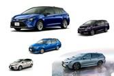 3月のワゴン販売はカローラツーリングが連続首位に。2位レヴォーグは生産調整も影響か