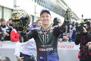 """【MotoGP】新王者クアルタラロの強さは""""安定感""""にアリ。マルケス&ドヴィツィオーゾも称賛"""