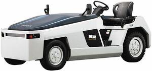 豊田自動織機、電動の「トーイングトラクタ」発売 エンジン車同等のけん引力 リチウムイオン電池のサブスクも用意