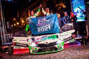 ERC第7戦はマッズ・オストベルグ勝利も、アンドレアス・ミケルセンが初のチャンピオンを獲得