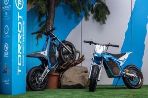 スペイン「TORROT」製の電動バイクが日本上陸  3タイプのキッズモデルを導入