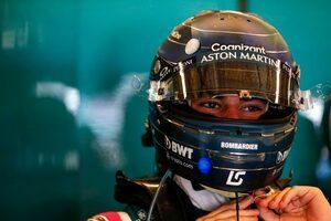 ストロール「ターン1で衝突され、ウイングに大きなダメージを負って後退した」:アストンマーティン F1第17戦決勝