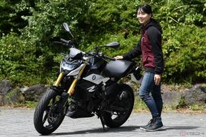 『小野木里奈の○○○○○日和』 個性の違うBMW Motorradの2台を徹底調査!