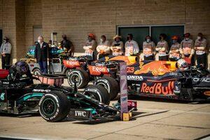 メルセデス代表、大胆なアンダーカットを敢行したレッドブルは「勝利にふさわしい」と称賛/F1第17戦