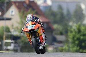 Moto2ドイツ決勝:ガードナー、独走優勝でランク首位固める。小椋藍は上位走行も最終ラップ転倒リタイア