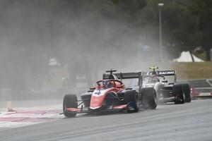 F3ポールリカール・レース3:父に5度の2輪王者を持つ、ドゥーハンがキャリア初優勝! 岩佐は7位入賞