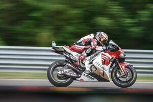 中上貴晶「明らかにいいペース。すばらしいレースにする準備は整っている」/MotoGP第8戦ドイツGP予選
