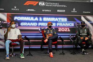 F1第7戦フランスGP予選トップ10ドライバーコメント(2)